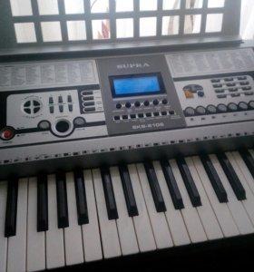 Синтезатор электронный ( 61 клавиша, 5 октав.)