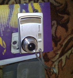 Цифровая камера BenQ DC E53+