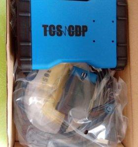 Сканер TCS GDP obd2 без блютуз