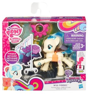 Фигурка пони Коко Помель My Little Pony