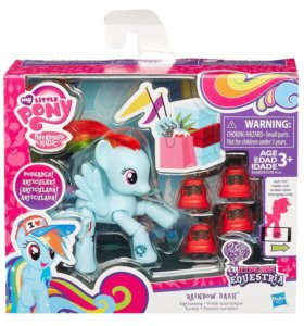 Фигурка пони Рэйнбоу Дэш  My Little Pony