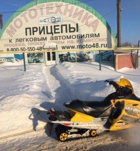 Снегоход BRP MXZ 600 ho sdi
