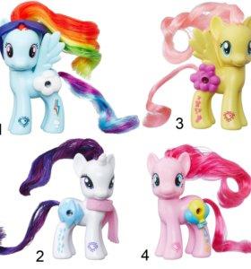 My little pony-Пони с волшебными картинками