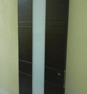 Дверь б/у. 70×200