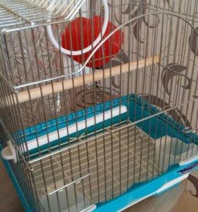 Продаётся клетка для попугая