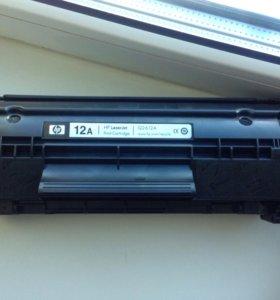Новый картридж HP Q 2612A (12A)