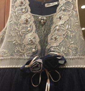 Платье нарядное, рост 140-150