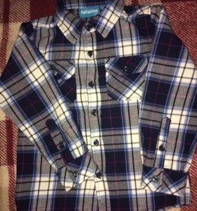 Рубашка futurino 116 размера
