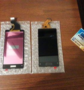 Новый дисплейный модуль для Sony Xperia z1 compact