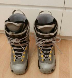 Ботинки сноубордические 38 размер