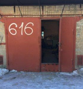 Капитальный гараж, ГСК Луч