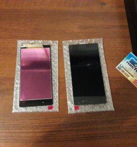 Новый дисплейный модуль для Sony Xperia z1 c6903 ч