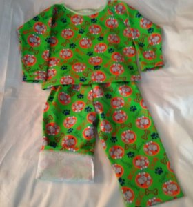 Пижама детская , возможна доставка в Томск