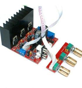 Усилитель аудио на TDA2030A