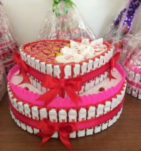 Подарочные тортики