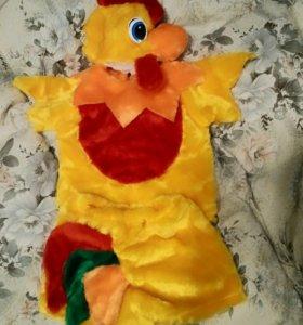 Карнавальный костюм петушок для утренника