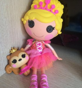 Кукла Лалалупси.