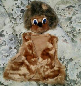 Карнавальный костюм Ежик для утренника