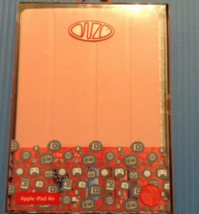 Чехол для iPad Air, розовый