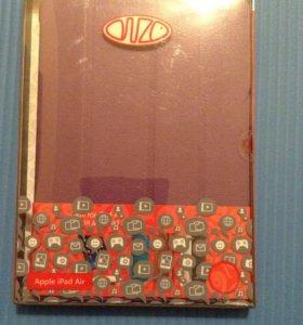 Чехол для iPad Air, фиолетовый