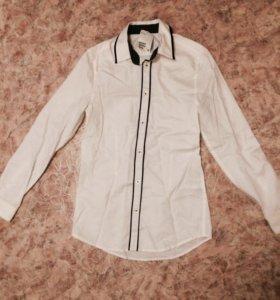Рубашки H&M