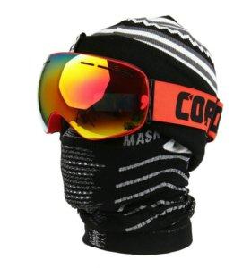 Новая лыжная маска