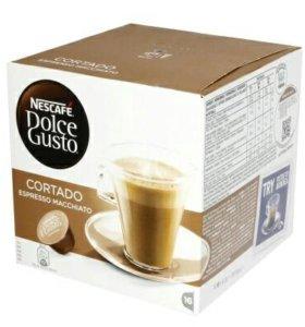 Кофе в капсулах Dolce Gusto cortado