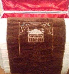 Коврик для намаза с чемоданом