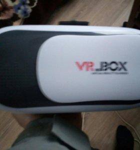 VR BOX  3д очки