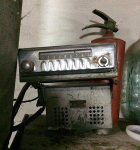 Радиоприёмник от газ м-20