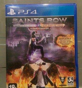 Saints row 4 для ps4