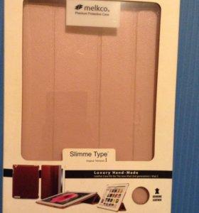 Чехол для iPad 2, розовый