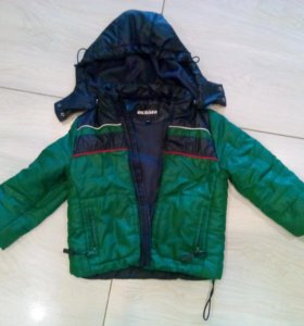 Куртка для мальчика Acoola.