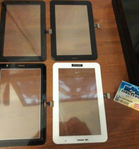 Новый тачскрин стекло для Samsung galaxy tab p3100