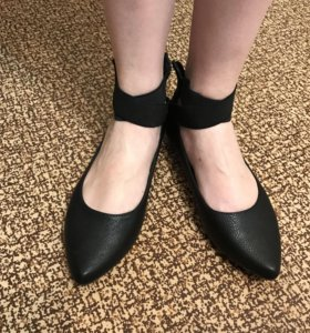 Туфли лодочки 35