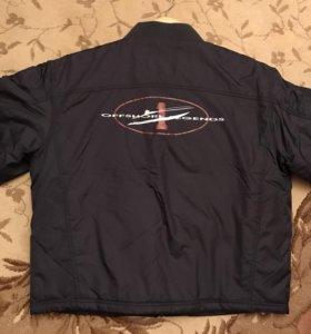 Куртка мужская спортивная новая