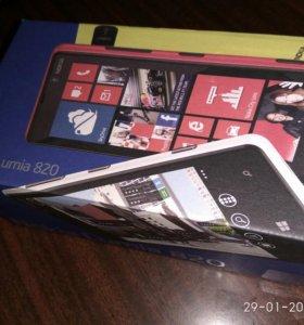 ТОРГ! Nokia Lumia 820