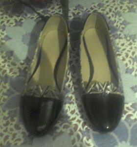 Туфли женкие 42р