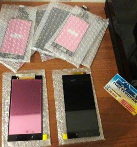 Дисплей с тачскрином для Sony xPeria z1/z2