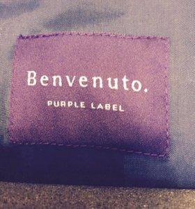 Пиджак Benvenuto Purple Label XL новый