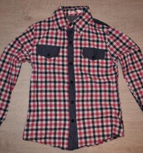 Рубашка Б/У женская