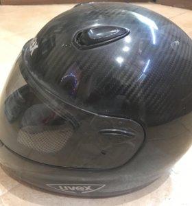 Карбоновый шлем Uvex