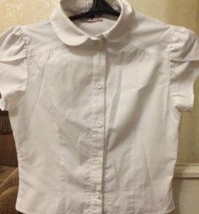 Детская рубашка новая