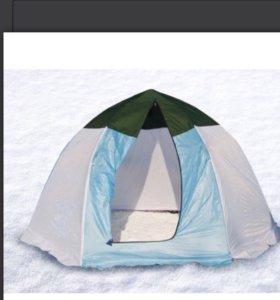 Новая палатка Стэк 3х местная.