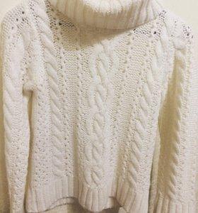 Тёплый свитер 💜💜💜
