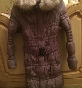 Куртка,тёплая