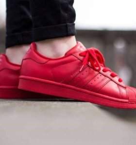 Обувь.   Adidas superstar.