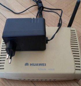Adsl модем huawei hg520