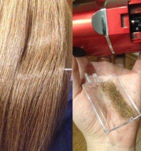 Полировка и лечение волос