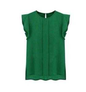 Красивая новая блузка размер 44